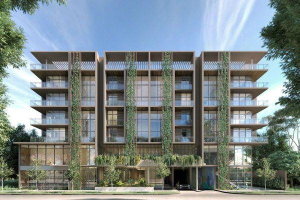 Yeni İnşaat Miami - Grove Arbor