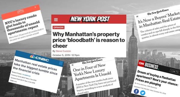Manhattan Kınamak Fiyatları Piyasa Yavaşlaması