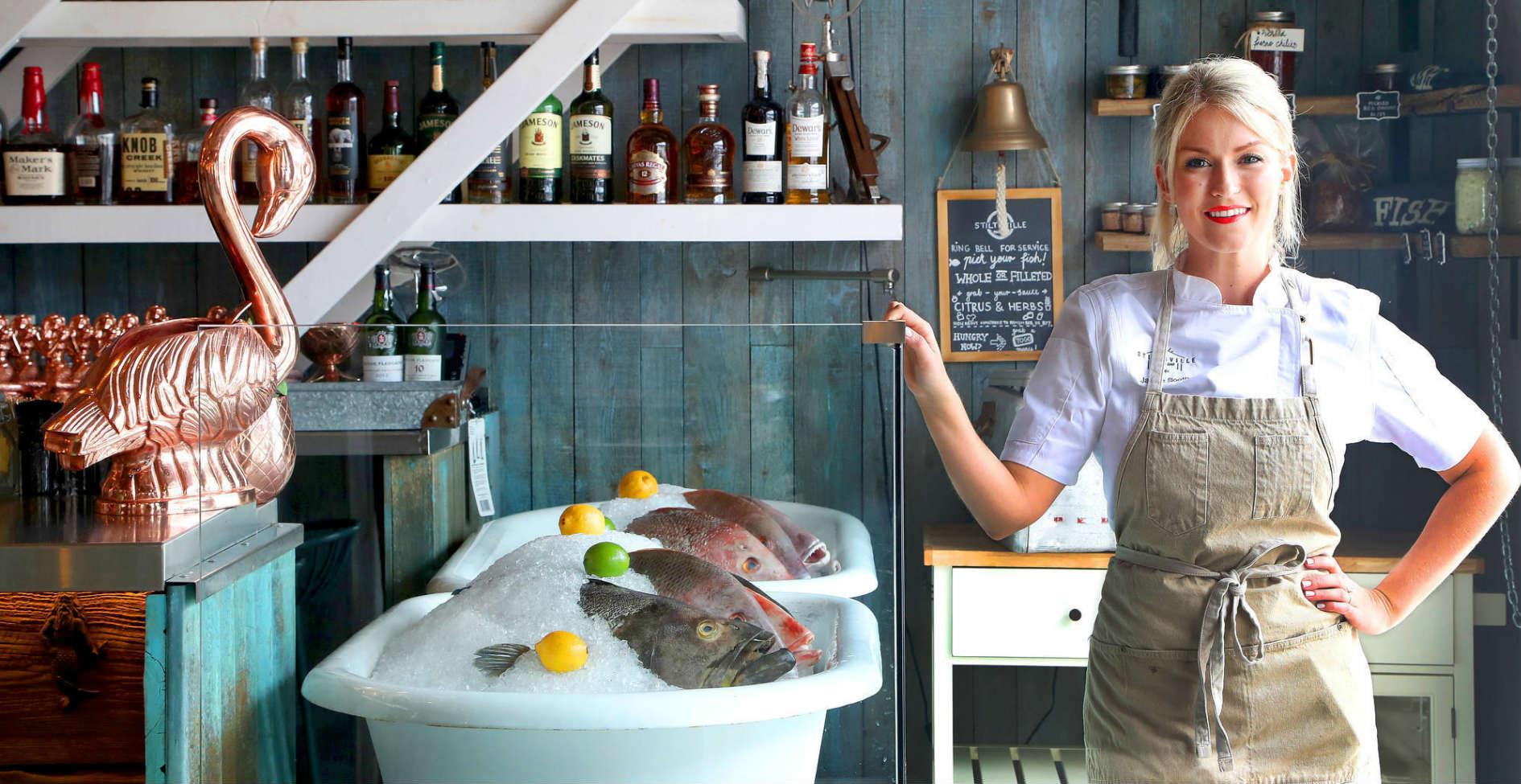 Stiltsville Balık Bar