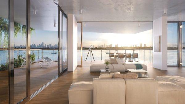 Monad Terrace Satılık Miami Condos