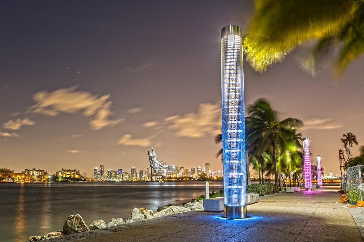 Güney Pointe Park Miami